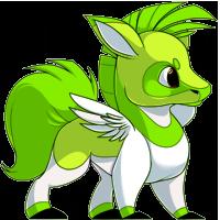 Zabeu - Green