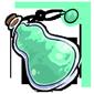 Turquoise Snow Jar