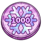 1000 IceCash Coin