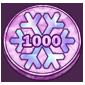 1000 IceCash Coin