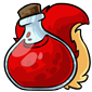 Red Wulfer Morphing Potion