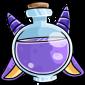 Purple Makoat Morphing Potion