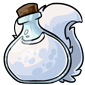 White Wulfer Morphing Potion
