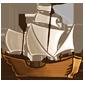 Harvest Regatta Boat