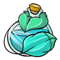Turquoise Dovu Morphing Potion