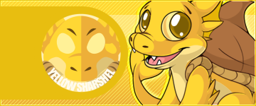 Team Yellow Sharshel Profile Skin Header