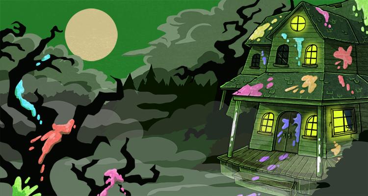 Amourok Haunted House 2020