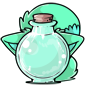Turquoise Dabu Morphing Potion