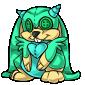 Turquoise Jakrit Plushie