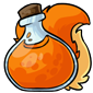 Orange Wulfer Morphing Potion