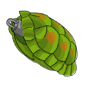 Turtle Shell Bomb