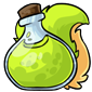 Green Wulfer Morphing Potion
