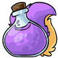 Purple Wulfer Morphing Potion