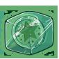 Green Token Ice Cube