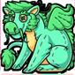 Turquoise Novyn Plushie
