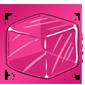 Pink Ice Cube