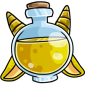 Yellow Makoat Morphing Potion