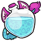 Cottoncandy Ridix Morphing Potion
