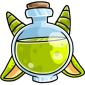 Green Makoat Morphing Potion