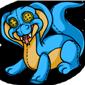 Blue Cobron Plushie
