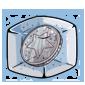 Platinum Token Ice Cube