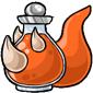Orange Trido Morphing Potion