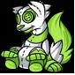 Green Xephyr Plushie