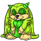Green Jakrit Plushie