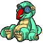 Turquoise Audril Plushie
