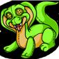 Green Cobron Plushie