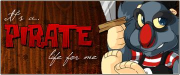 Pirate Life Profile Skin