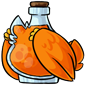 Orange Ori Morphing Potion