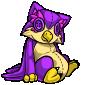 Purple Ori Plushie