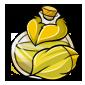 Yellow Dovu Morphing Potion