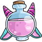 Cottoncandy Makoat Morphing Potion