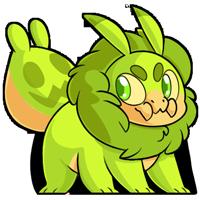 Krittle - Green