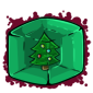 Aurestal Tree Ice Cube