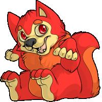 Wulfer Red