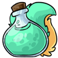 Turquoise Wulfer Morphing Potion