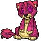 Pink Ridix Plushie