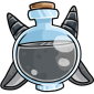Grey Makoat Morphing Potion