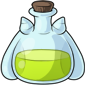 Green Jakrit Morphing Potion