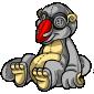 Grey Audril Plushie