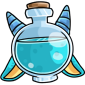Blue Makoat Morphing Potion