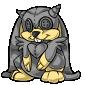Grey Jakrit Plushie