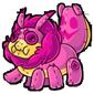 Pink Krittle Plushie