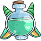 Turquoise Makoat Morphing Potion